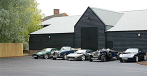 Auto vaults facilities